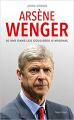 Couverture Arsène Wenger : 20 ans dans les coulisses d'Arsenal Editions Talent Sport 2019