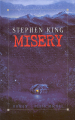 Couverture Misery Editions Albin Michel 2010