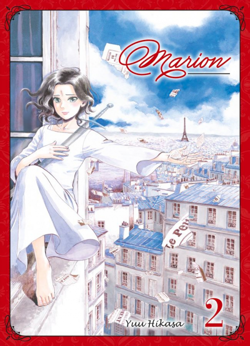 Couverture Marion, tome 2
