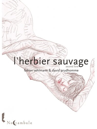 Couverture L'herbier sauvage, tome 2