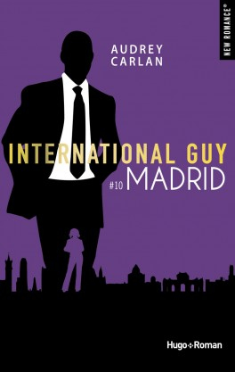 Couverture International guy, tome 10 : Madrid