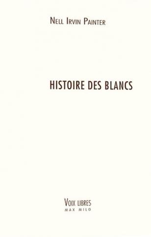 Couverture Histoire des blancs