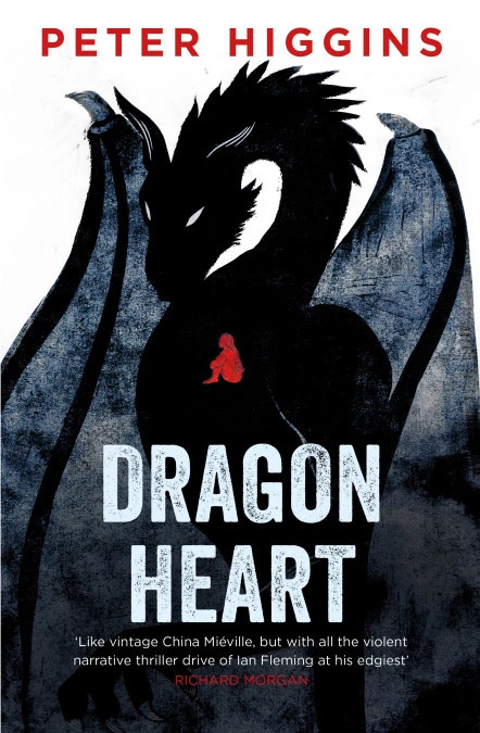 Couverture Dragon Heart