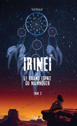 Couverture Irineï et le grand esprit du mammouth, tome 2