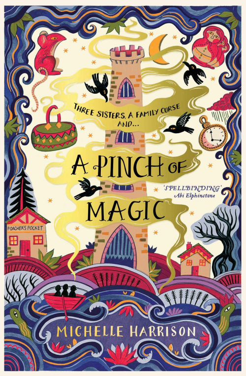 Couverture A Pinch of Magic