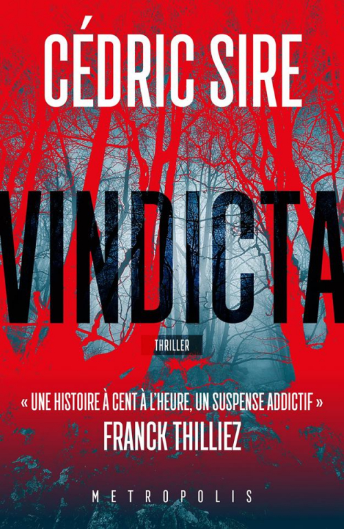 Couverture Vindicta