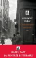 Couverture L'administrateur provisoire Editions Babel 2018