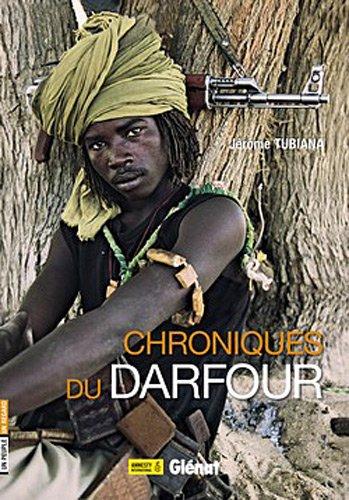 Couverture Chroniques du Darfour