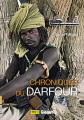 Couverture Chroniques du Darfour Editions Glénat (Un peuple, un regard) 2010