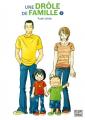 Couverture Une drôle de famille, tome 1 Editions Delcourt/Tonkam (Seinen) 2019