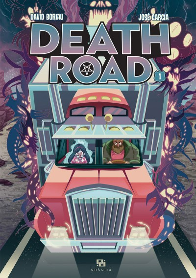 Couverture Death Road, Tome 1