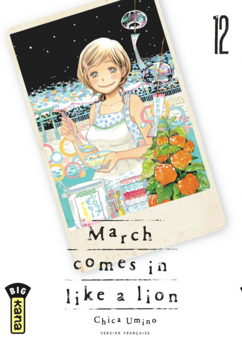 Couverture March comes in like a lion, tome 12