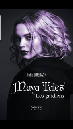 Couverture Maya Tales