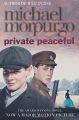 Couverture Soldat Peaceful Editions HarperCollins (Children's books) 2012