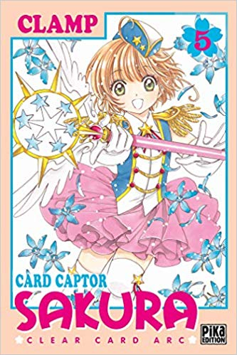 Couverture Card Captor Sakura : Clear Card Arc, tome 5