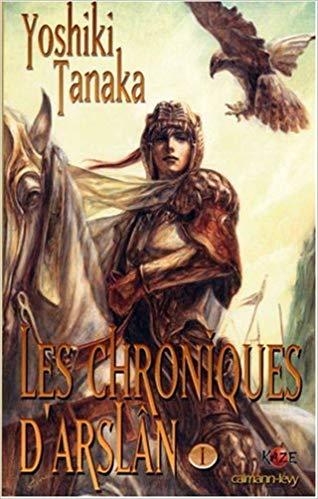 Couverture Les Chroniques d'Arslân, tome 1