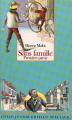 Couverture Sans famille (2 tomes), tome 1 Editions Folio  (Junior - Edition spéciale) 1990