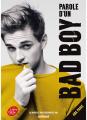 Couverture Parole d'un bad boy Editions Le Livre de Poche (Jeunesse) 2019
