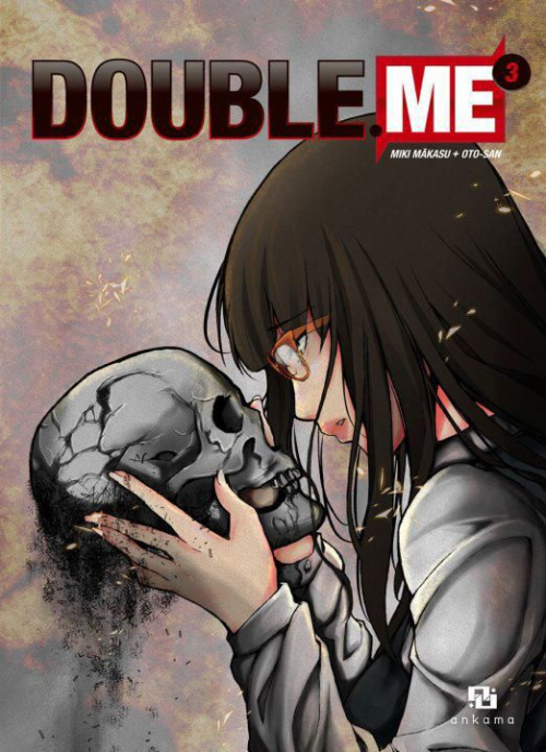 Couverture Double.me, tome 3