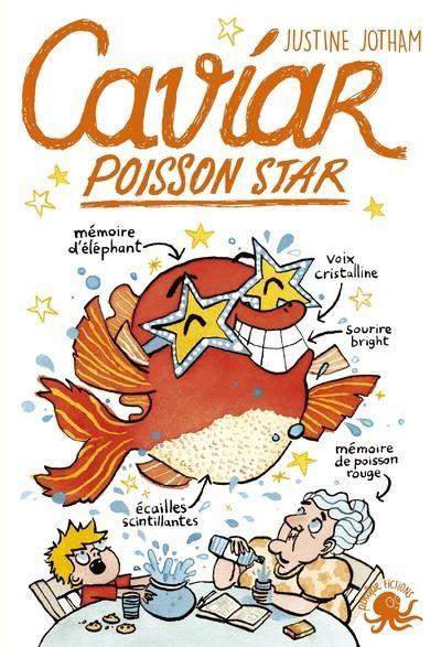 Couverture Caviar : Poisson star
