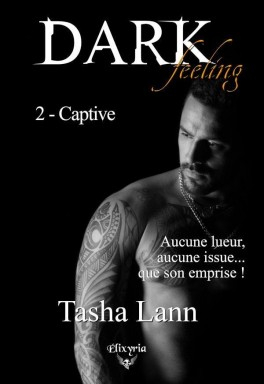 Couverture Dark feeling, tome 2 : Captive