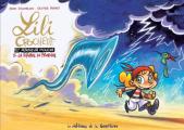 Couverture Lili Crochette et monsieur Mouche, tome 5 : La Tornade en promenade Editions de la Gouttière 2019