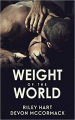Couverture Weight of the World Editions CreateSpace 2016