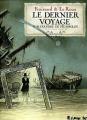 Couverture Le dernier voyage d'Alexandre de Humboldt, tome 1 Editions Futuropolis 2010