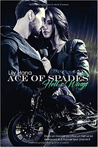 Couverture Hell's wings, tome 2 : Ace of spades