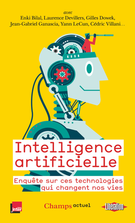 Couverture Intelligence artificielle
