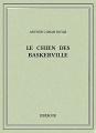 Couverture Sherlock Holmes, tome 5 : Le Chien des Baskerville Editions Bibebook 2015