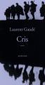 Couverture Cris Editions Actes Sud 2001