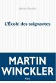 Couverture L'École des soignantes Editions P.O.L (Fiction) 2019