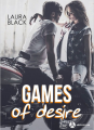Couverture Games of Desire Editions Addictives (Luv) 2019