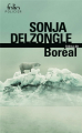 Couverture Boréal Editions Folio  (Policier) 2019
