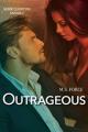 Couverture Quantum, tome 7 : Outrageous Editions Hugo & cie (Blanche - New romance) 2019