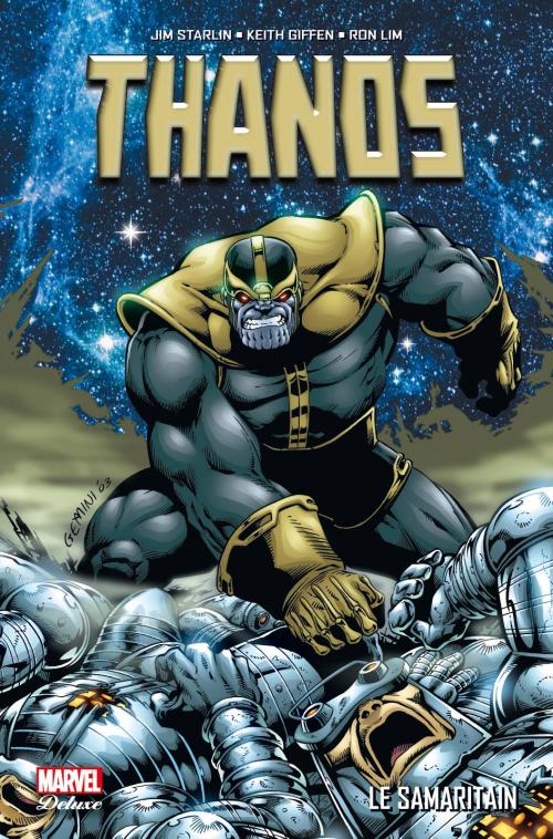Couverture Thanos : Le Samaritain