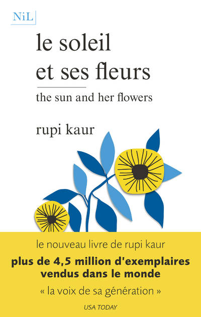 Couverture The sun and her flowers