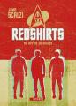 Couverture Redshirts : Au mépris du danger Editions L'Atalante 2014