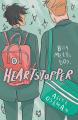 Couverture Heartstopper, tome 1 : Deux garçons. Une rencontre. Editions Hodder 2019