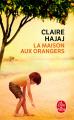 Couverture La maison aux orangers Editions Le Livre de Poche 2019