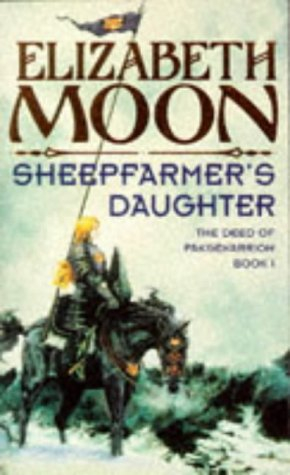 Couverture The Deed of Paksenarrion, book 1: Sheepfarmer's Daughter
