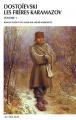 Couverture Les Frères Karamazov Editions Actes Sud 2017