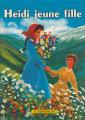Couverture Heidi jeune fille / Heidi, jeune fille Editions Flammarion 1980