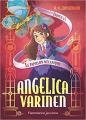 Couverture Angelica Varinen, tome 3 : Le papillon mécanique Editions Flammarion (Jeunesse) 2019