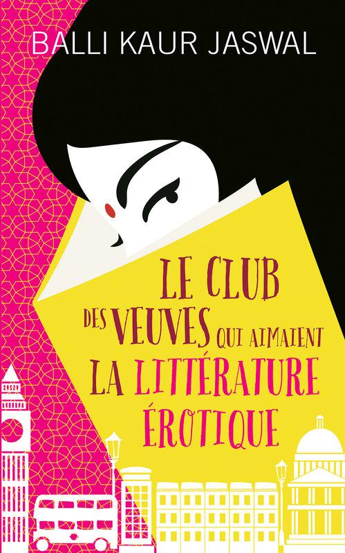 Couverture Le club des veuves qui aimaient la littérature érotique