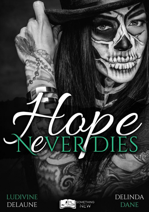 Couverture Hope never Dies