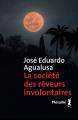 Couverture La société des rêveurs involontaires Editions Métailié 2019