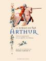 Couverture Le roman du roi Arthur Cycle Lancelot et la quête du Graal Editions Ouest-France 2018
