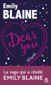 Couverture Dear you, intégrale Editions Harlequin (&H) 2019